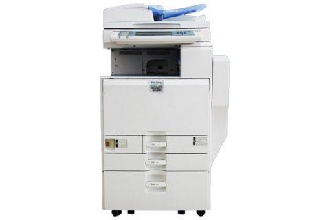 理光MPC3500彩色复印机租赁