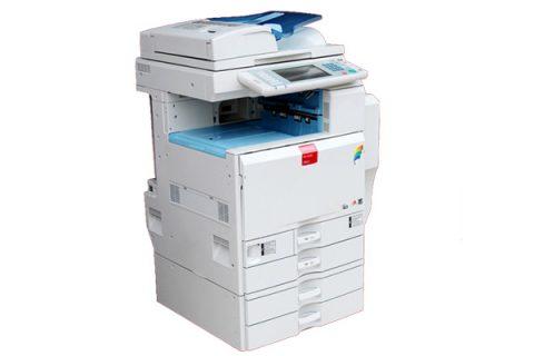 理光MPC4500彩色复印机租赁